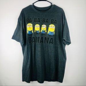 Despicable Me 2 Minions XXL Men's T-Shirt